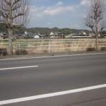 武芸川町 国道沿い