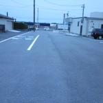 美濃加茂市島町国道沿い便利な月極駐車場!!